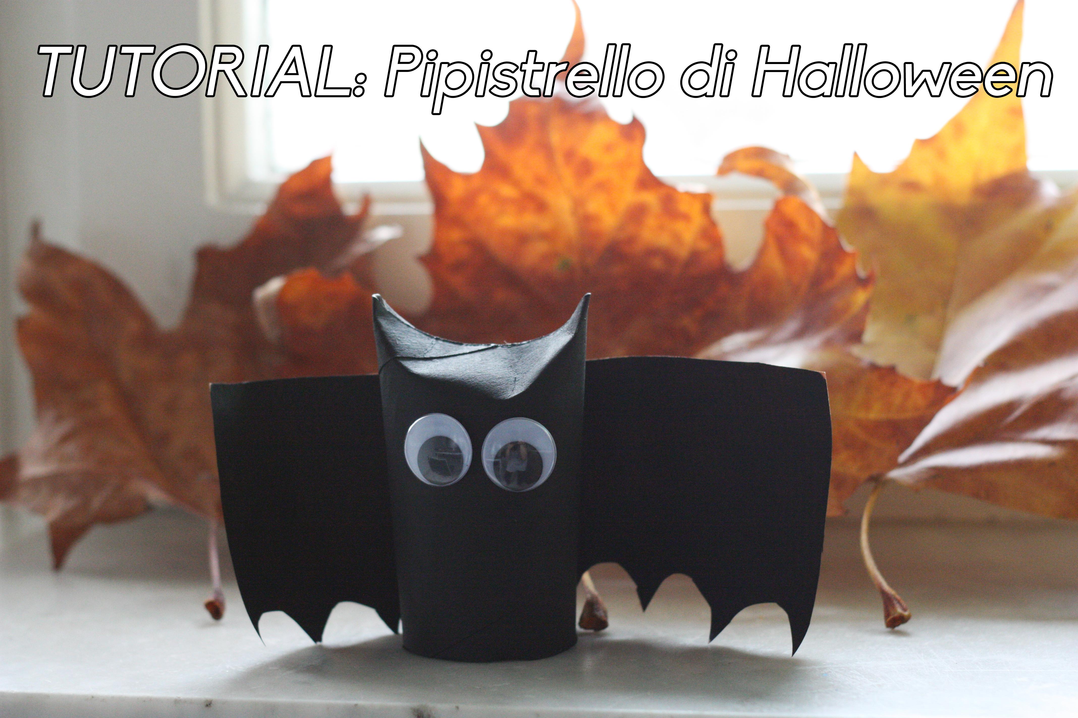 Halloween Decorazione Pipistrello The Womoms