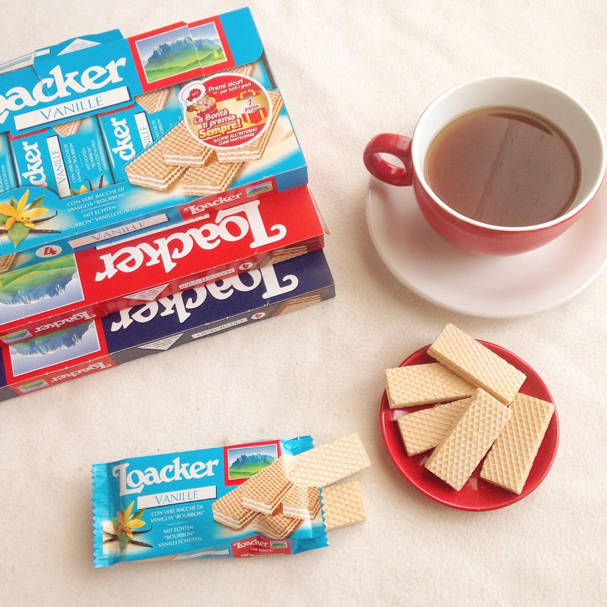 loacker colazione