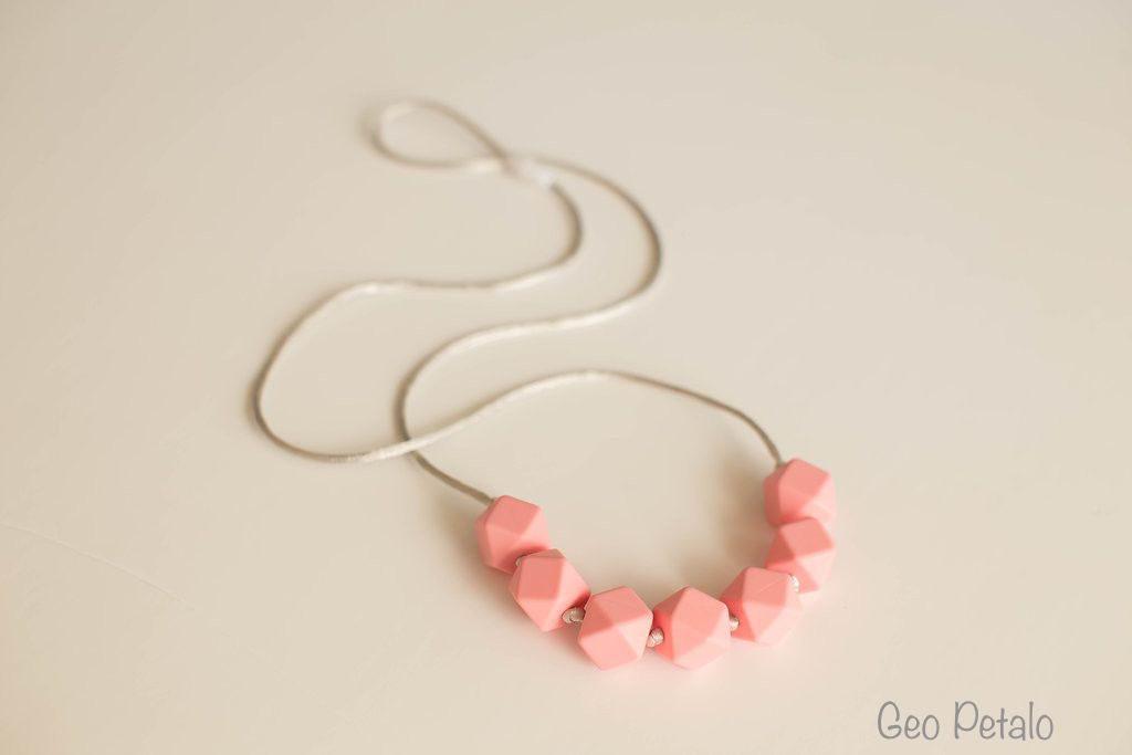 Geo Pink Petal