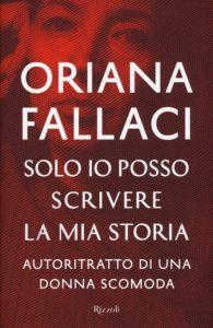 Solo io posso scrivere la mia storia_Fallaci_copertina