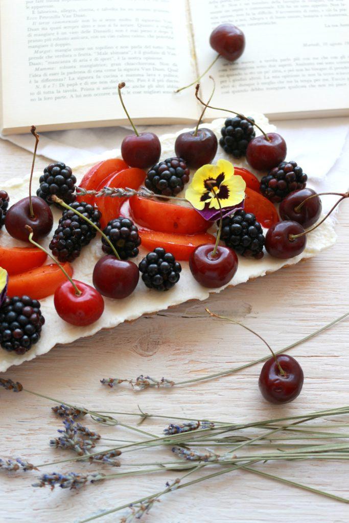 cheesecake frutta 3