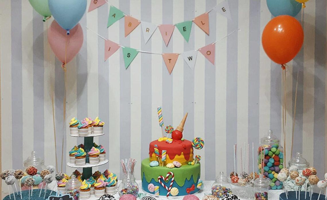 Eccezionale Idee per una festa di compleanno a tema: Candy Party in casa - The KV76